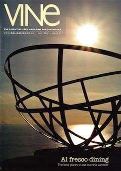 Vine Magazine - Helen Mia Harris