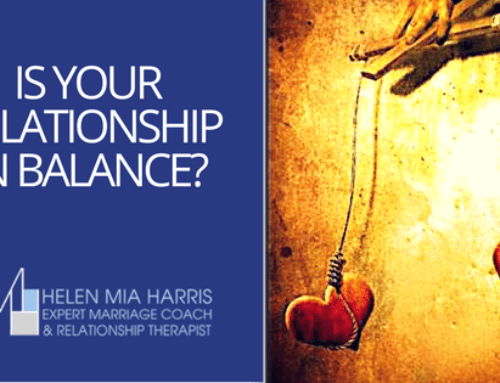 Is your relationship mutually balanced?