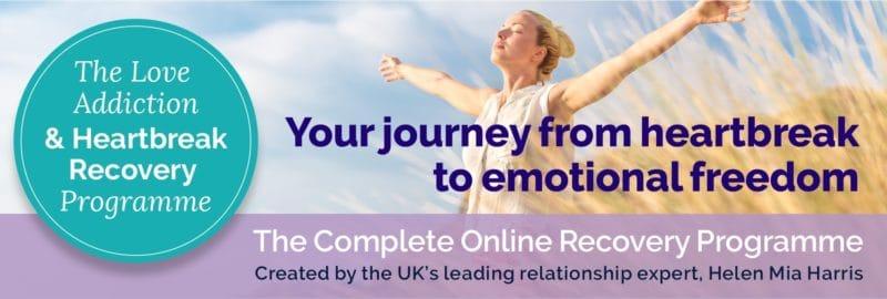 Heartbreak recovery programme